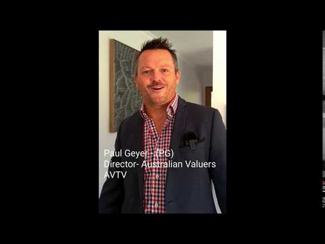 AVTV   North Stradbroke Island   Real Estate Market August 2020