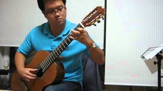 Dust in the wind(Kansas)- Classical guitar cover by LEE_Gangho더스트인더윈드