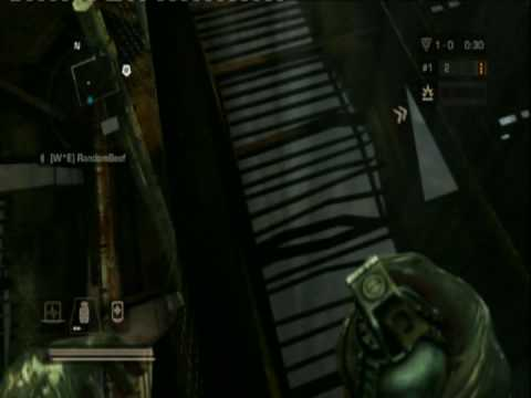 Killzone 2  Tharsis Depot Glitch  W*E DARK13CITY
