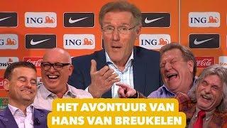 AFTERMOVIE: Het avontuur van Hans van Breukelen - VOETBAL INSIDE