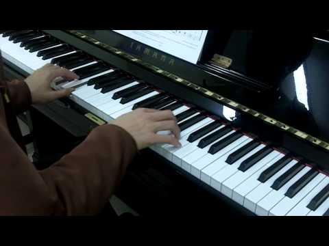 ABRSM Piano 2007-2008 Grade 2 C:5 C5 Maxwell Davies Snow Cloud over Lochan (Spectrum 4)