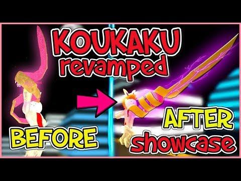 Ro-Ghoul - Koukaku Revamped Showcase !
