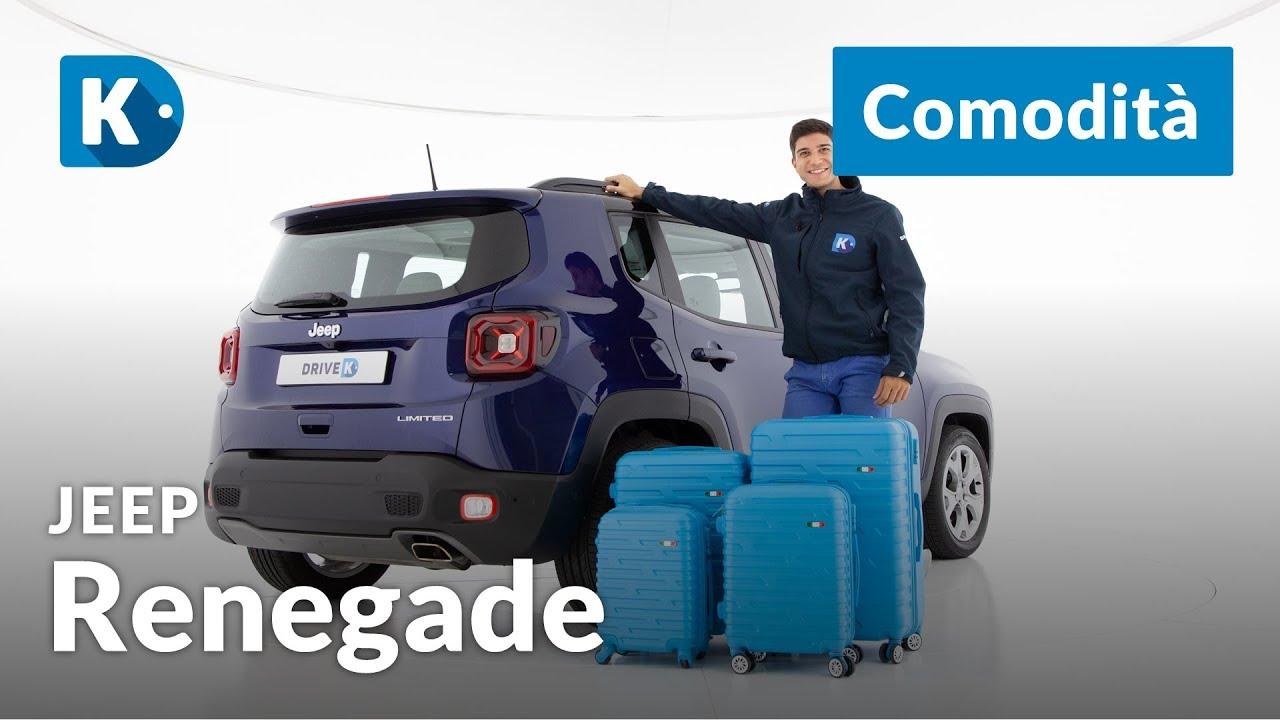 Jeep Renegade 2019 2 Di 3 Comodita Il Nuovo Suv Compatto E