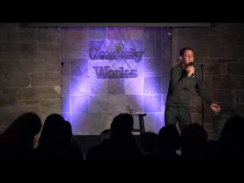 Tony Hinchcliffe: Bird Incident