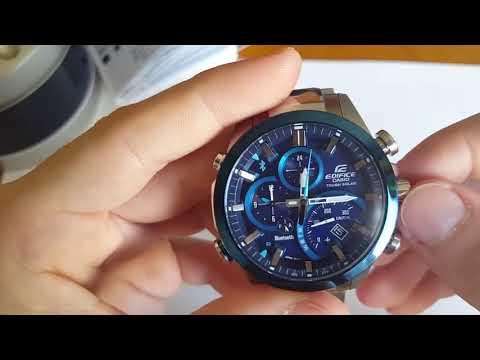 Как настроить часы casio edifice efad-1a - инструкция по настройке от novosti-rossiya.ru 85, слушать.