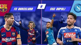 ... , fc barcelona vs napoli ucl, napoli, live match, last matc...