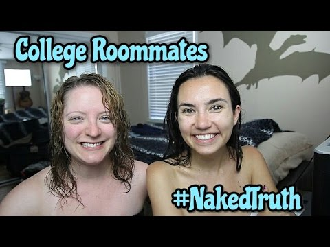 Nudist college room mate