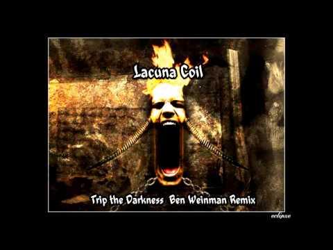 Lacuna Coil-Trip the Darkness  (Ben Weinman Remix.)HD