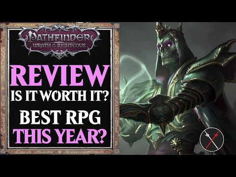 Pathfinder Wrath of the Righteous Review Impressions: Is It Worth it? A Colossal CRPG Like No Other