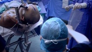 (WARNING - GRAPHIC CONTENT) Deep Brain Stimulation - Relief for  the Symptoms of Tourette's