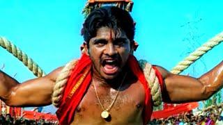 A cena incrível de Allu Arjun que você nunca viu antes. Melhor cena do filme Bunny the Hero