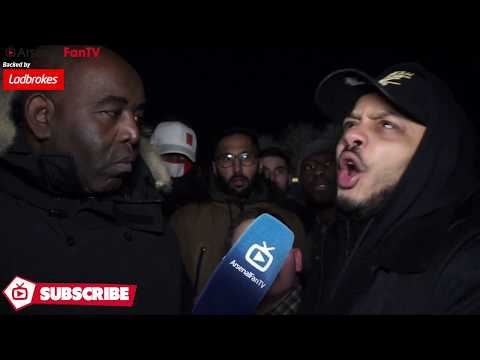 Nottingham Forest 4-2 Arsenal   Our Experienced Players Are Cowards! (Troopz)