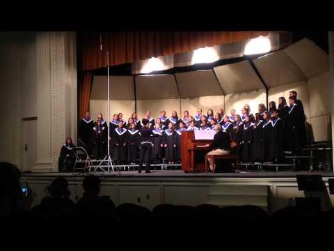Hornedo Middle School Choir