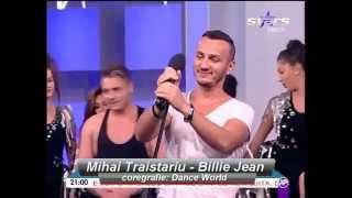 mihai traistariu billie jean by michael jackson coregrafie dance world