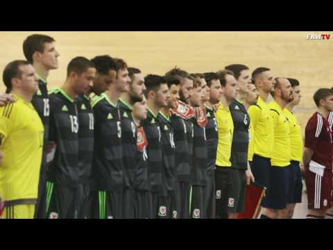 FAWTV Feature | Home Nations Futsal Championship
