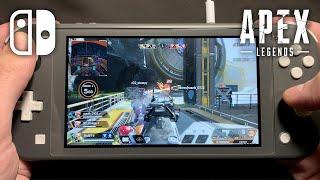 Apex Legends on Nintendo Switch Lite #20
