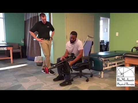 Crutch Alternatives in Action