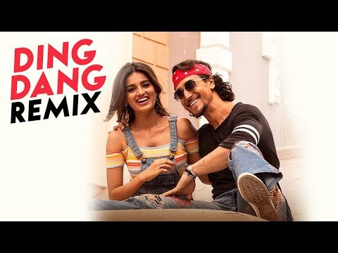 Ding Dang Remix | DJ Manish | Munna Michael 2017
