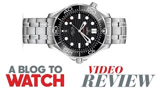 Gambar cover Omega Seamaster 300M Co-Axial Master Chronometer Watch Review | aBlogtoWatch