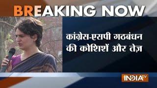 UP Polls 2017: Priyanka Vadra sends emissary to CM Akhilesh Yadav