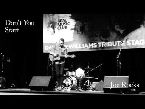 Don't You Start Live @ The Braid Real Music Club Joe Rocks