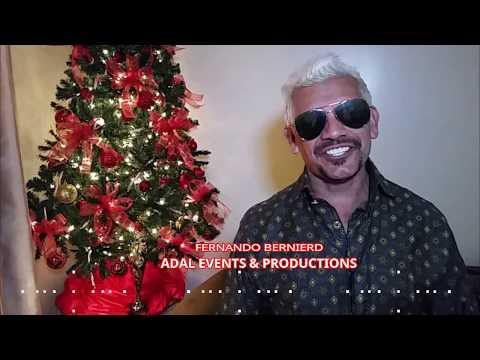 ENTORNO LATINO NY   SALUDO NAVIDEÑO  FERNANDO BERNIERD