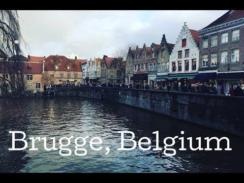 Brugge, Belgium - A Quick Trip