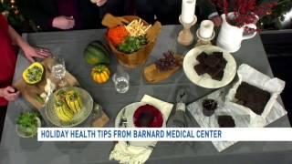 Healthy Holiday Tips from Barnard Medical Center