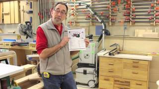 The Down To Earth Woodworker: Mobile Sanding Center Part 1: Design Criteria