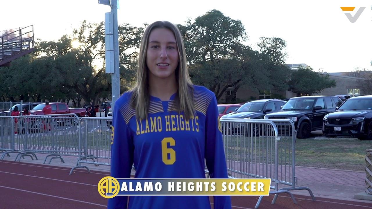 Alamo Heights Girls Soccer SATX 2021