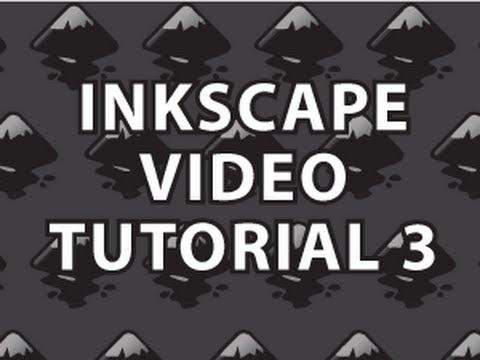 Inkscape Video Tutorial 3
