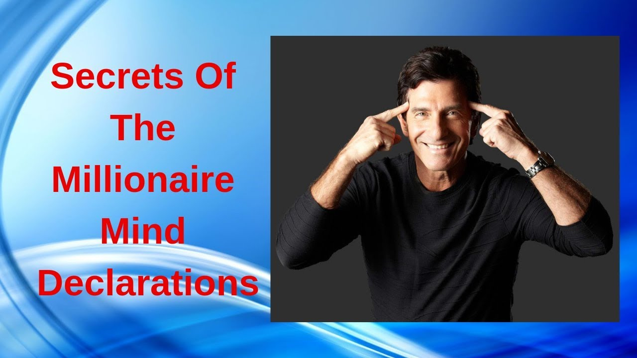 Secrets Of The Millionaire Mind Declarations T Harv Eker Free Pdf