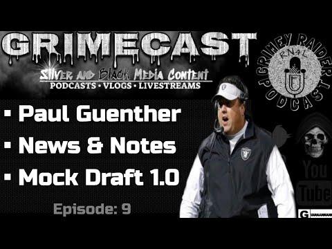 #Raiders #Podcast I GrimeCast Media | Episode: 9