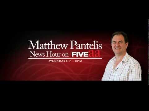 Fiveaa Radio Interview Re: Street Preaching in Adelaide with Matthew Pantelis 2012