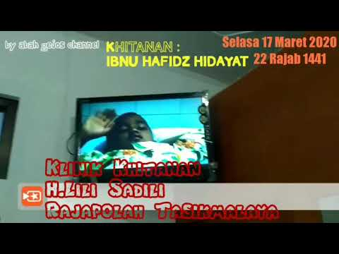 Video Klinik Khitan H Lili