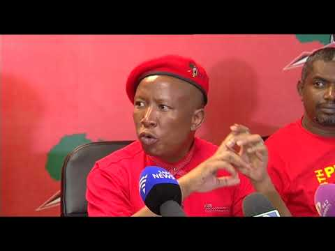Zuma told ANC top six if he is fired, party will lose 2019 elections: Malema