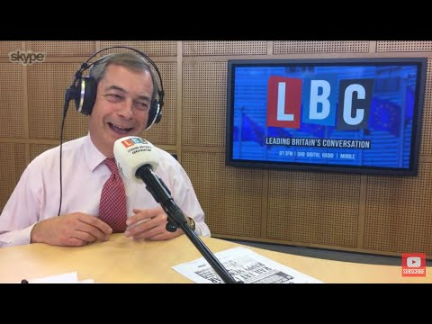 The Nigel Farage Show: Do you agree with Virgin Trains decision to ban the DailyMail? - 9th Jan 2018