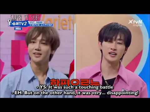 Super Tv 2 Ep6Eng Sub Dance Battle Between Suju and GIDLE