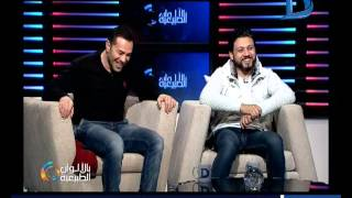 بالألوان الطبيعية| الجزء الثالث من حوارأبطال فيلم أسد سيناء مع الإعلامية نادية حسني