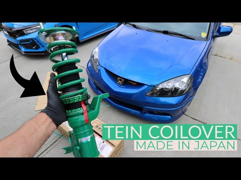 Tein Coilover Install & Review! (GOODBYE KTuned K1!)   S3 - EP20