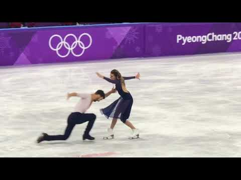 Cizeron and Papadakis 2018 PyeongChang Olympic free dance ne