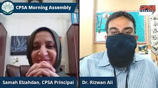CPSA Morning Assembly 3-23-2021
