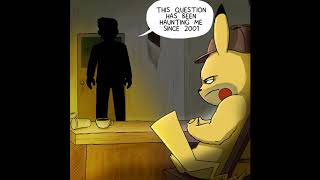 Detective Pikachu's Newest Case