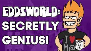 Eddsworld's Character Design is Secretly Genius