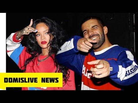 Drake And Rihanna Get Matching SHARK TATTOOS, Drake And Rihanna Dating MTV VMA's 2016