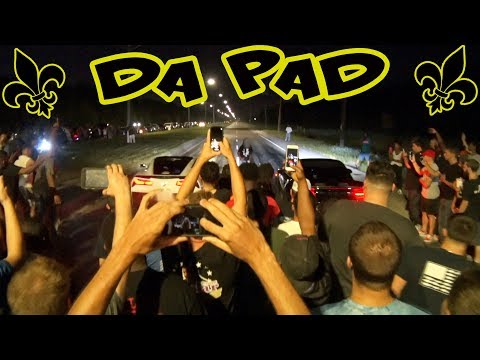 """New Orleans Street Racing - Welcome to """"DA PAD""""!"""