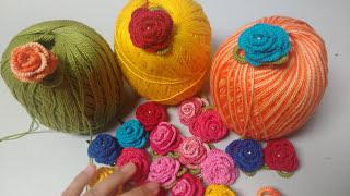 Frivolitê – Flores para mamãe