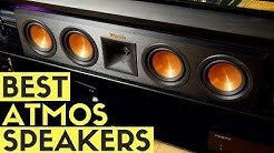 Best Dolby Atmos Speakers: Klipsch Reference Series
