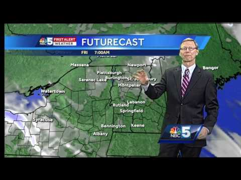 Video: Tom Messner's cold weather forecast. 1.9,17