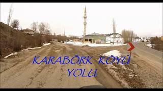 KARABÖRK YOLU 2019